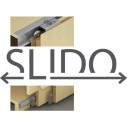 Системы раздвижных дверей Slido Classic 35 VF S и Slido Classic 50 VF S