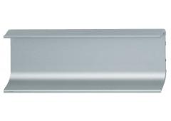Профиль Гола, алюминий, цвет серебристый, 2500мм