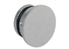 Заглушка для ручки-кнопки, 1,2мм, никель матовый