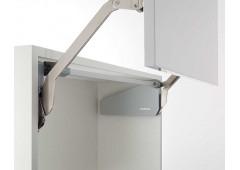 Подъемный механизм FREE up высота фасада / вес 320-360 мм / 3,0- 5,7 кг серые заглушки