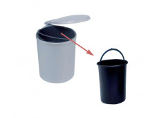 Ведро для мусора выдвижное, автоматическое, 13л. ШхГхВ 275х320х330мм