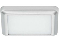 Светильник LED модель 2010 12V/1,7W RGB шт. матт