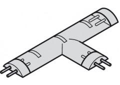 Светильник LED модель 2011 12V/0,2W теп. бел (Т-обр. соединитель)