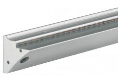 Светильник LED модель 2006 12V/2-6W RGB серебрист.