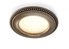 Классический светильник Hafele, модель Acoya, античная бронза