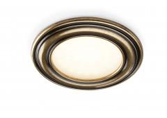 Классический светильник Hafele, модель Passepartout, античное золото