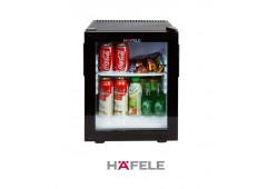 Минибар HAFELE 28 литров со стеклянной дверцей, 220 В, черный