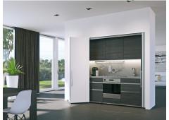 Hawa-Folding Concepta 25 комплект для 1 двойной складной двери