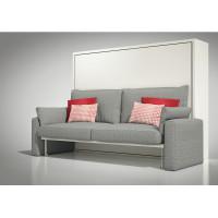 Фурнитура для откидной диван-кровати Teleletto 2 с рамой и обрешеткой из гнутоклееных планок  1200x2000mm в комплекте, (без матраца)