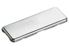 Заглушка на плечо петли Duomatic, сталь