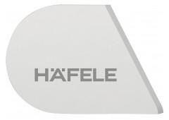 Декоративная заглушка Free flap H 1.5 Левая, Белый