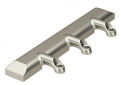 Адаптер для креплений FREE FLAP / Swing /UP для створок с алюминиевой рамкой 20 мм