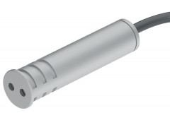 Sensorschalter пластик серебро