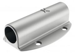 Adapte (корпус) для монтажа на поверхности 57х50х20мм, пластик серебристого цвета