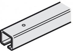 Ходовая шина алюминий 31х31мм, 6000мм
