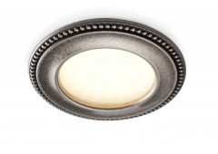 Классический светильник Hafele, модель Acoya, античное серебро