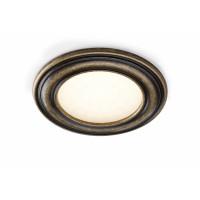 Классический светильник Hafele, модель Passepartout, античная бронза
