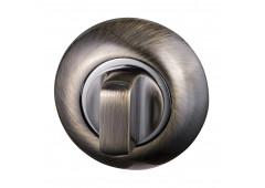 Комплект розеток Hafele под завертку WC, покрытие антик бронза