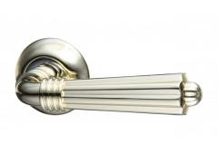 Комплект ручек Hafele Classic New 2 для межкомнатных дверей, покрытие латунь полированная