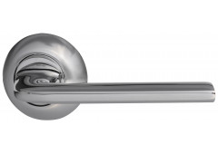 Комплект ручек Hafele Easy 1 для межкомнатных дверей, покрытие хром полированный