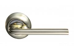 Комплект ручек Hafele Easy 1 для межкомнатных дверей, покрытие латунь полированная