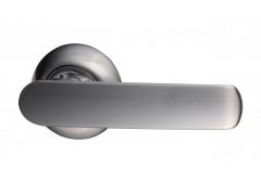 Комплект ручек Hafele Easy 2 для межкомнатных дверей, покрытие никель матовый