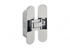 Петля врезная Hafele Startec, 40 кг, толщина двери от 40 мм, покрытие хром матовый
