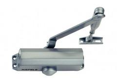 Верхний дверной доводчик – Hafele StarTec  DCL 11 с рычажной тягой без фиксатора