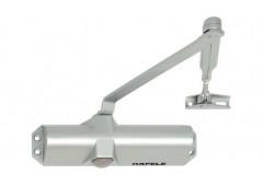 Верхний дверной доводчик – Hafele StarTec  DCL 110  с рычажной тягой без фиксатора